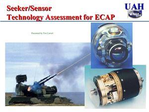 Carroll Tim. Seeker-Sensor technology assessment
