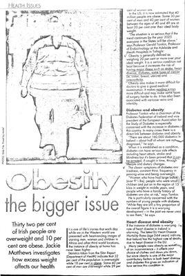 Статьи на тему Ожирение и Здоровый образ жизни
