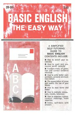 Denton D.P. Basic English - The Easy Way (With Answer Keys)