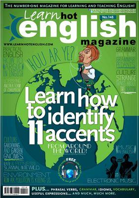 Hot English Magazine 2014 №148