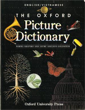 Shapiro Norma, Adelson-Goldstein Jaime. The Oxford Picture Dictionary English-Vietnamese / Английско-вьетнамский словарь в картинках