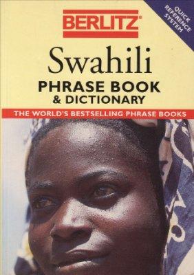 Berlitz. Swahili Phrase Book (Book+Audio Transcript)