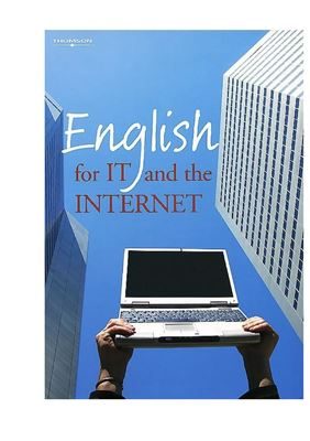 Gourlay Lesley, Hullock Paul. English for IT and the Internet
