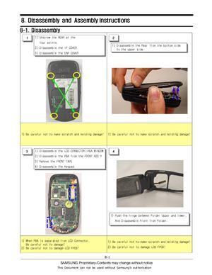 Сотовый телефон Samsung-Х-650