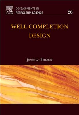 Jonathan Bellarby. Well completion design