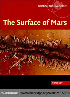 Michael H. Carr The Surface of Mars (U.S. Geological Survey)