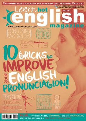 Hot English Magazine 2016 №170