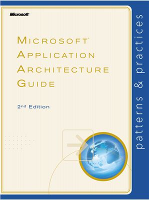 Net application architecture guide. 2nd Edition