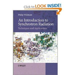 Willmott Ph. An Introduction to Synchrotron Radiation: Techniques and Applications
