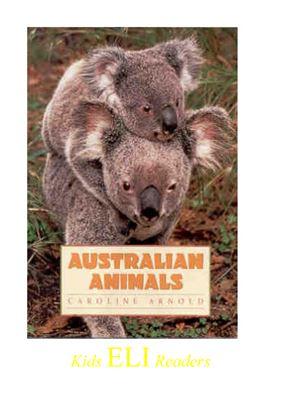 Arnold Caroline. Australian Animals