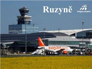 Airport Prague Ruzyne