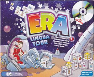 ERA Lingua Tour board game: Book + CD-ROM