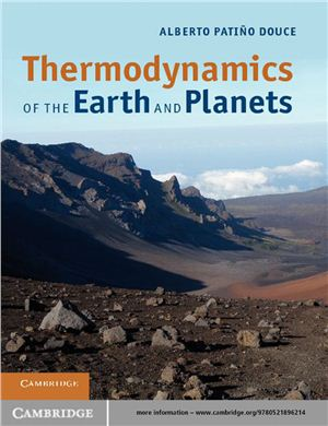 Douce A.P. Thermodynamics of the Earth and Planets