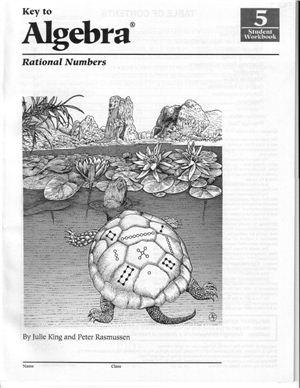 King J., Rasmussen P. Key to Algebra: Rational Numbers (Student Workbook-5)