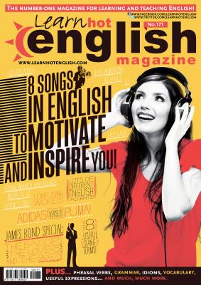 Hot English Magazine 2016 №171