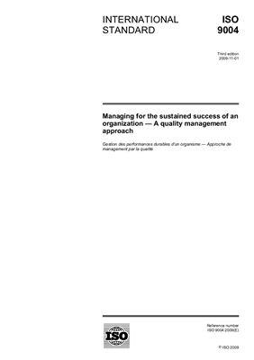 ISO 9004-2009 (English)