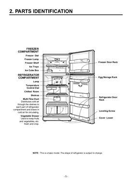 Холодильник LG-GR-T542QV