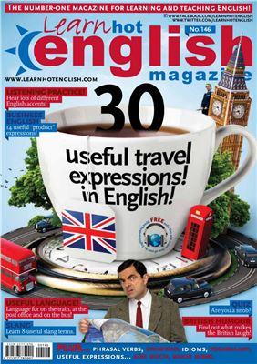 Hot English Magazine 2014 №146