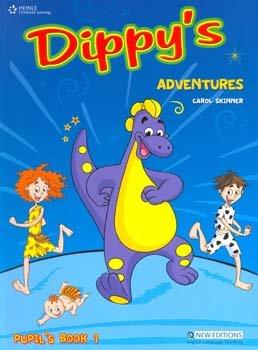 Skinner Carol. Dippy's Adventures. Приключения Диппи. CD1