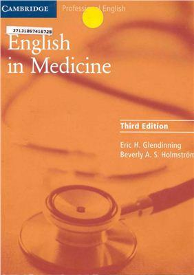 Glendinning Eric H., Holmström Beverly A.S. English In Medicine