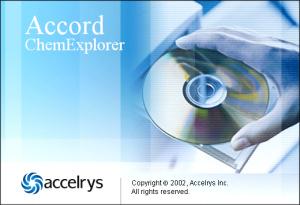 Accelrys Accord ChemExplorer v5.2