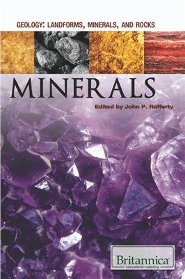 Rafferty J.P. (ed.) Minerals