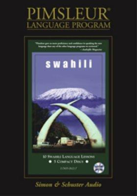 Paul Pimsleur. Аудиокурс для изучения суахили (начальный курс) / Pimsleur Swahili Compact. Part 1