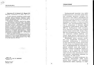 Бородавкин П.П., Березин В.Л., Шадрин О.Б. Подводные трубопроводы
