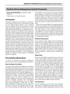 Elsevier Encyclopedia of Geology - Vol IV S-W