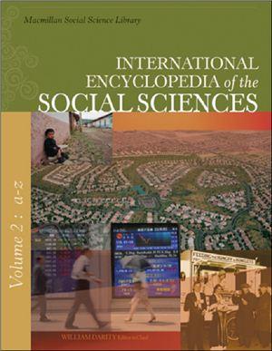Darity W.A. (ed.) International Encyclopedia of the Social Sciences