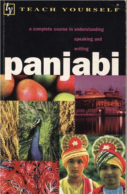 Surjit Singh Kalra, Navtej Kaur Purewal. Teach Yourself Panjabi: Complete Course