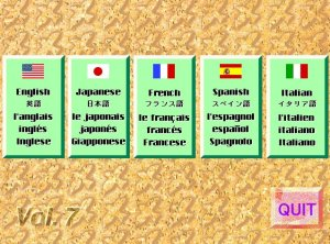 Picture Dictionary 5 languages. Cd 6, 7
