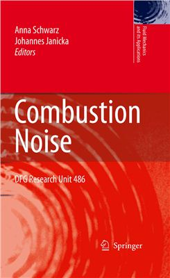 Schwarz A., Janicka J. Combustion Noise