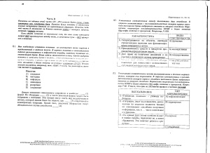 Абитуриентское ЦТ по обществознанию 2007. Вариант 2