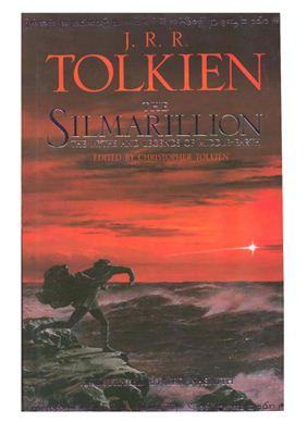 Tolkien John R.R. Silmarillion. (Дж. Р.Р. Толкиен. Сильмариллион. На чешском языке)