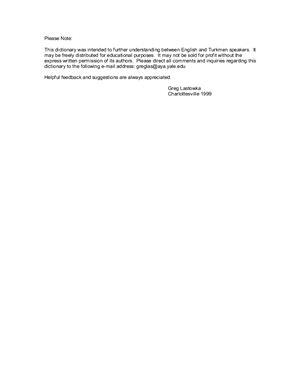 Lastowka G. et al. Turkmen-English Dictionary