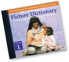 Picture Dictionary 5 languages. Cd 1, 2, 3