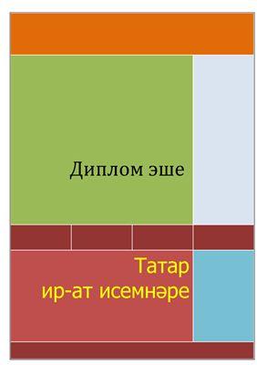 Татарские мужские имена (на татарск.яз.)