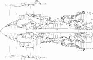 Установка для внутренней консервации двигателя SAM-146