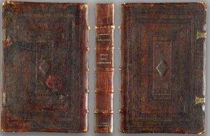 Gerardus Mercator. Atlas sive Cosmographicae Meditationes de Fabrica Mundi et Fabricati Figura (Atlas, or Cosmographical Meditations on the Frame for the World and its Form). Часть 1