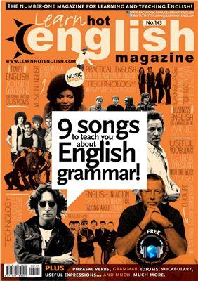 Hot English Magazine 2014 №143