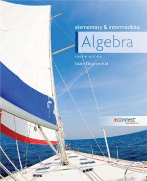 Dugopolski M. Elementary and Intermediate Algebra