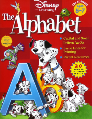 Disney Learning. The Alphabet