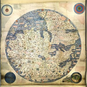Fra Mauro's 'Map of the World'