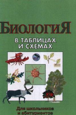 Онищенко А.В. Биология в таблицах и схемах