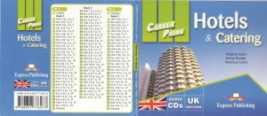 Evans Virginia et al. Hotels & Catering. Audio CD2 (Glossary & Book 3)