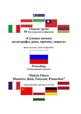 Селевые потоки: катастрофы, риск, прогноз, защита
