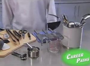 Career Paths: Cooking. Video