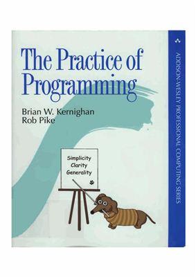 Kernighan Brian W., Pike Rob. The Practice оf Programming