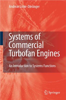 Linke-Diesinger A. Systems of commercial turbofan engines: an introduction to systems functions